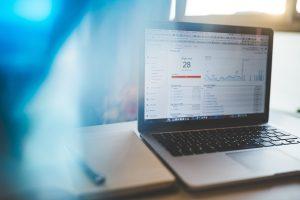 Bezoekersstroom Google Analytics